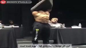 فیگورگیری هادی چوپان گرگ ایران