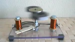 تولید برق با ایجاد میدان مغناطیسی