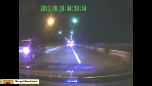 شکار تصادف ماشین با دوربین - راننده های بد قسمت ۶