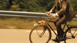 فیلم کمدی مستربین - دوچرخه سواری