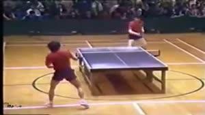 بازی پینگ پنگ خارق العاده