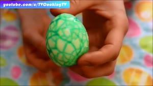 چند روش پختن تخم مرغ