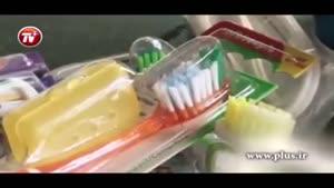 ۱۰ نکته ساده و خانگی برای اینکه دندان هایی ردیف، سفید، تمیز و لبخندی دلنشین داشته باشید.