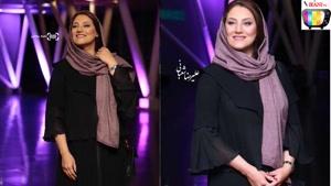 بازیگران در اکران مردمی سریال ساخت ایران ۲