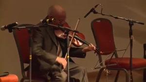 نوازنده ویولن ایرانی -بسیار زیبا
