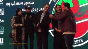اکران مردمی سریال ساخت ایران ۲