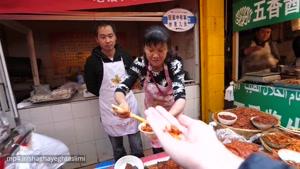 غذاهای خیابانی در چین