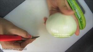 تزیینات میوه و سبزیجات برای سفره آرایی 15