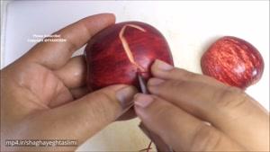 تزیینات میوه و سبزیجات برای سفره آرایی 19