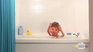 حمام رفتن ( BATH ) به زبان انگلیسی برای کودکان