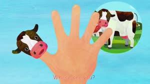 Finger family( قسمت ۳ )