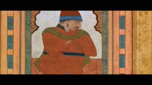 حکایت در خدمت پدر از کتاب گلستان سعدی