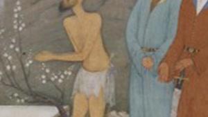 حکایت رفتن شاعری نزد امیر دزدان از گلستان سعدی