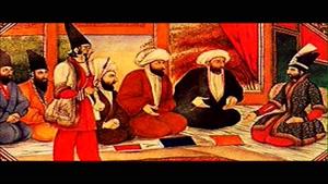 حکایت پادشاه و درویش از گلستان سعدی