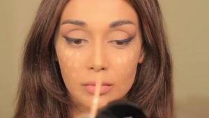 میکاپ طبیعی برای آرایش روزانه با الناز گلرخ