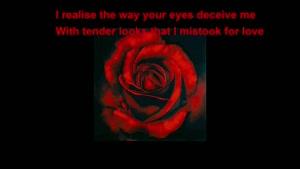 """آهنگ غمگین """"Paper Roses"""" از پطروس تیت"""