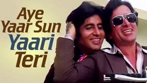 "آهنگ زیبای هندی ""Aye Yaar Sun"" توسط پطروس تیت"