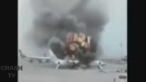 بدترین سوانح هوایی