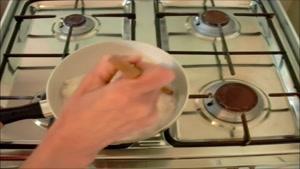 طرز تهیه بستنی سنتی ساده در منزل