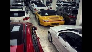 نمایشگاه خودروهای میلیاردی تهران