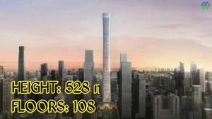 بلند ترین ساختمان های جهان در سال ۲۰۱۸