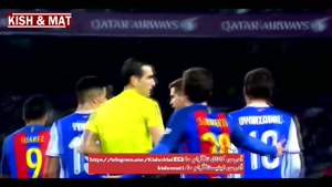 وحشتناک ترین صحنه های درگیری در زمین فوتبال ۲۰۱۷