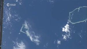 کره زمین از فضا چگونه دیده میشود..