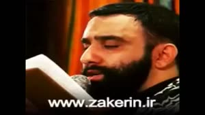 مداحی سیدجواد مقدم ، شب اول محرم