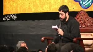حاج مجید بنی فاطمه - شب پنجم محرم ۹۴