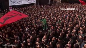 حاج محمود کریمی - شب عاشورا ۱۳۹۶ ای دخترکان محو سر دوشت