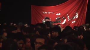 حاج سید مهدی میرداماد- شب سوم محرم