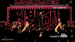حاج حسین سیب سرخی - شب ششم محرم ۱۳۹۶ بین تموم اهل بیت غریب ترینه به خدا