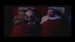 بابا اتی و مستشار در رخت خواب