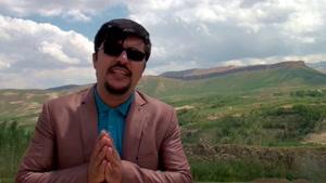 آبشارزیبای شهرستان کوهرنگ(شهرچلگرد)