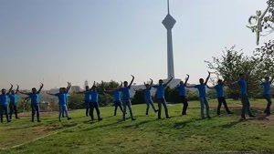 رقص ترکی در پارک پردیسان تهران