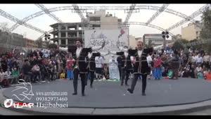 گلچینی از اجراهای رقص آذری گروه آیلان در تهران