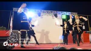 رقص سریع آذربایجانی - لزگی در تهران