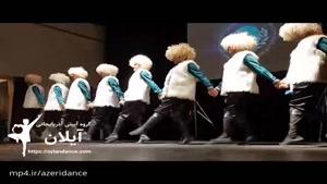 خلاصه حضور رقص بومی محلی آیلان و اول شده در فستیوال پراگ چک