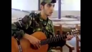 سرباز خوش صدا
