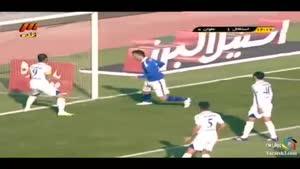 جام حذفی استقلال۲-ملوان۰