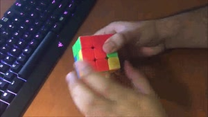 آموزش فارسی حل مکعب روبیک 3
