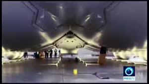 فیلم/ بزرگ ترین کشتی هوایی