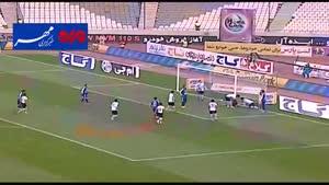 فیلم/ خلاصه دیدار تیمهای فوتبال استقلال - صبای قم