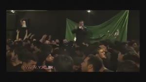 مداحی «السلام علیک یا غریب وطن» با نوای محمود کریمی