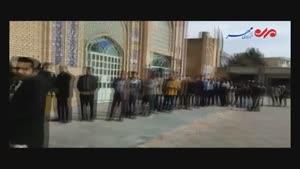 فیلم/ شناسنامه البرزیها به مُهر حضور رنگین شد