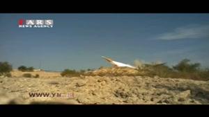 شلیک سامانه موشکی تلاش برای اولین بار