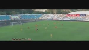 گل از راه دور فوقالعاده در لیگ اوکراین