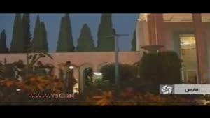 عطر بهار نارنج و اردیبهشت در شیراز