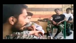 انتشار اولین کلیپ همخوانی مدافعان حرم