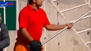 فیلم/ درگیری خونین بین هواداران کولوکولو و سانتیاگو واندررز شیلی